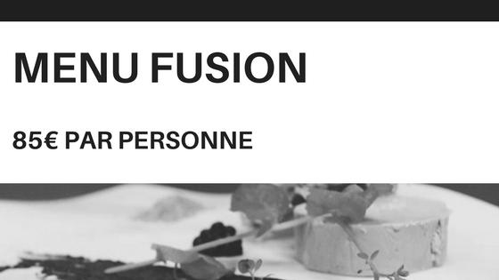 Menu Fusion